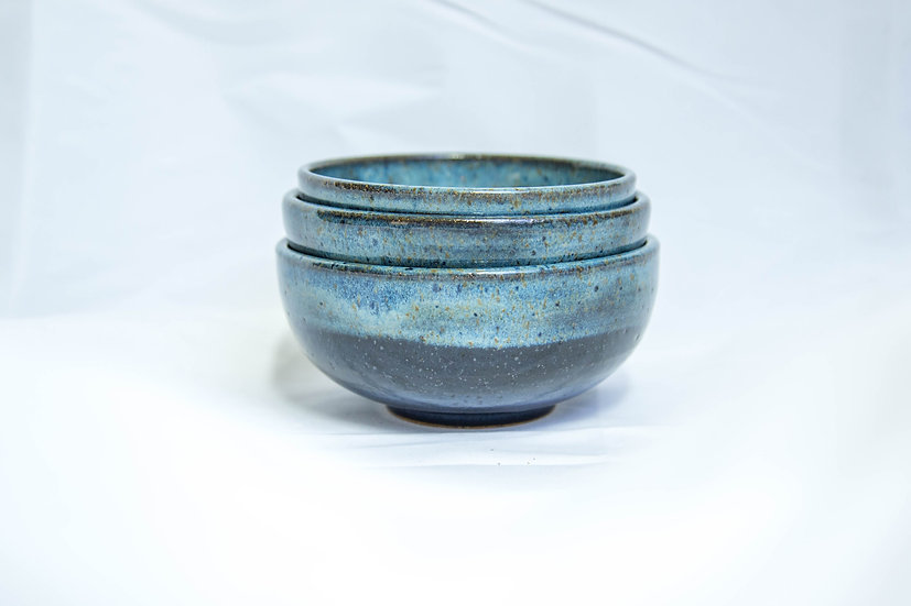 Speckled Ocean Bowl Set