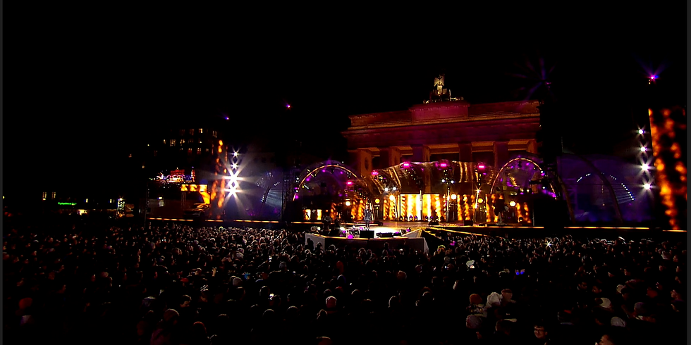Große Silvesterparty - Berlin - Brandenburger Tor