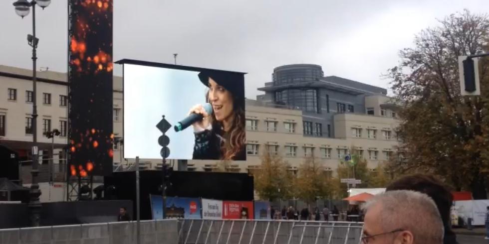Berlin - Brandenburger Tor - Tag der Deutschen Einheit