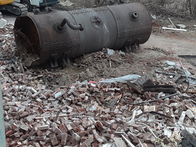 Demolition Furnace