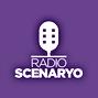 logoscenaryo_Vertical-Blanc-violet-300x3