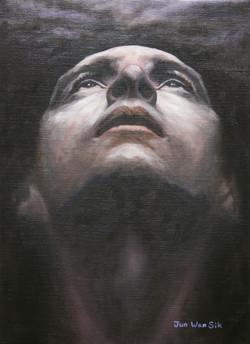 구원(24.3cm X 33.3cm) Oil on Canvas-2007