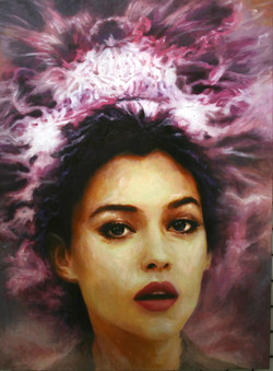 은밀한 60.6cm X 80.3cm Oil on Canvas-2007