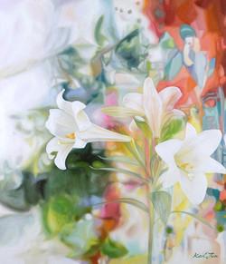 백합의 꽃말