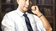 """공중인 시인 전시회 열려, 전완식 교수 """"시대정신 온전히 담아낼 것""""-(데일리그리드 기사)"""