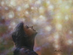 행복 45.5cm X37.9cm Oil on Canvas-2009