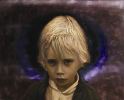 응시 116.7cm X 90.9cm Oil on Canvas-2007