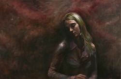 삶-빛-기다림 53cm X33.3cm Oil on Canvas-2007.