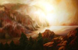 토로스산맥에서의 선택01-227.3cmX145