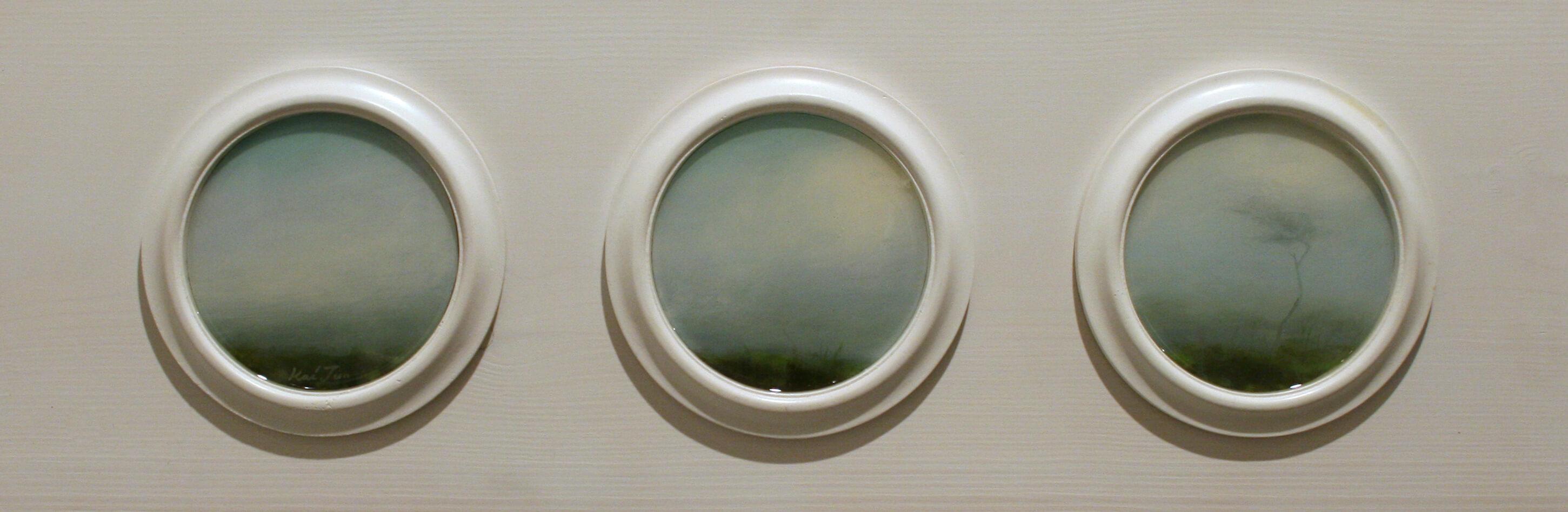 희망의 창 NO.77-70cm X 23