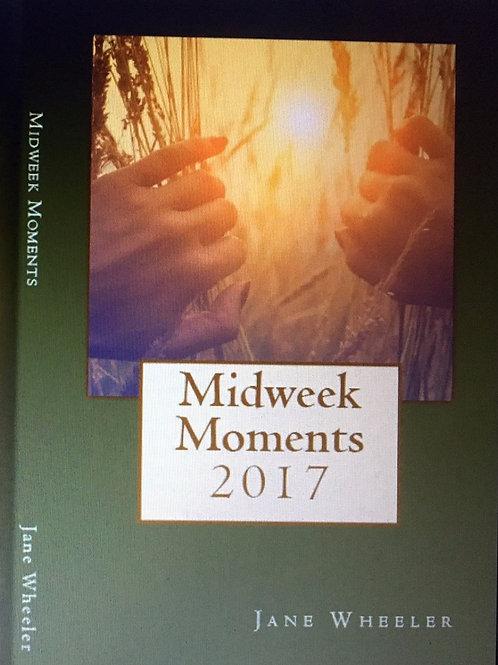 2 Book Bundle: 2016 & 2017 Midweek Moments Blogs