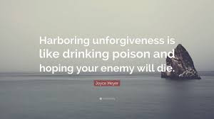 Unforgiveness 102