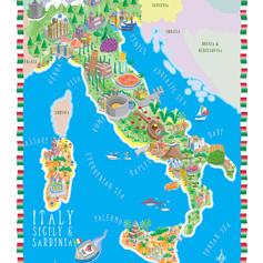 ITALY SICILLY & SARDINIA