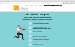 Site internet coffreo.info