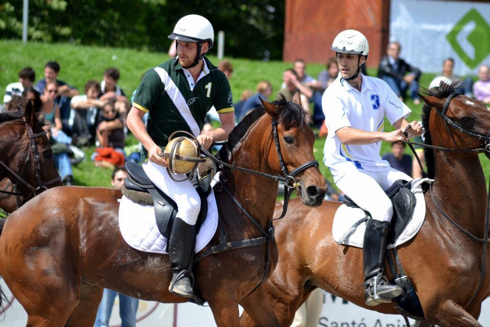 Horse-ball / Philoway