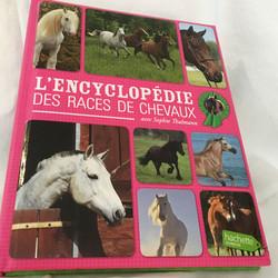 L'encyclopédie des races de chevaux