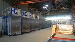 HQC SC200-200 at Warehouse,San Pedro