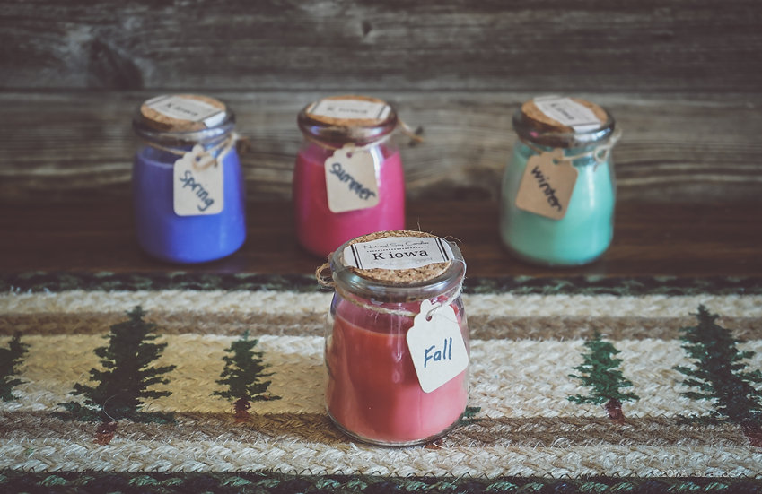 Fall Blend soy candle