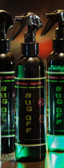 BugOFF 8oz bug repellent