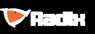 Radix logo orange & White.png