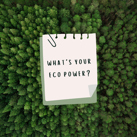 Calculate your Tree's Eco Power