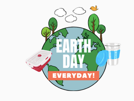 Celebrate Earth Day - Everyday!