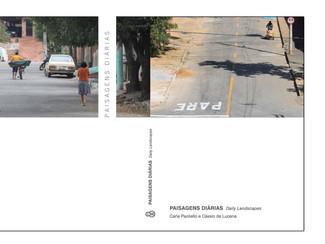 LIVRO PAISAGENS DIÁRIAS _ book