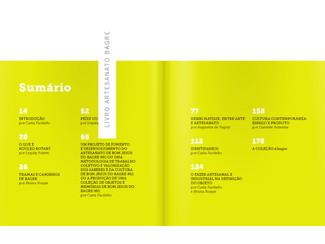 LIVRO ARTESANATO BAGRE _ book