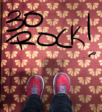 carpet at 30 Rock