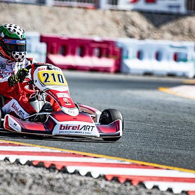 IAME Karting