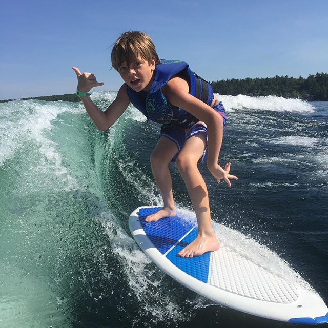 Wakesurfing beginner to expert