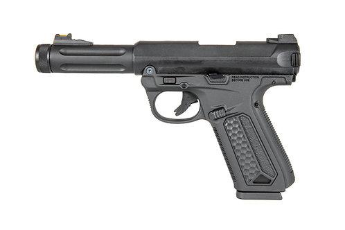 AAP01 Assassin Full Auto / Semi Auto Pistol Replica blk