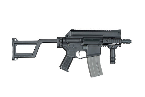 ares am01 aeg with ecfs trigger unit