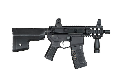 ares am007 aeg with ecfs trigger unit