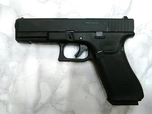 we 17 gen 5 black gbb pistol