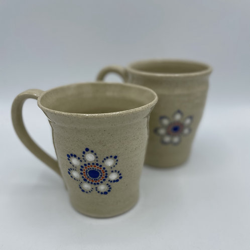 Set of 2 World of Ping Mugs