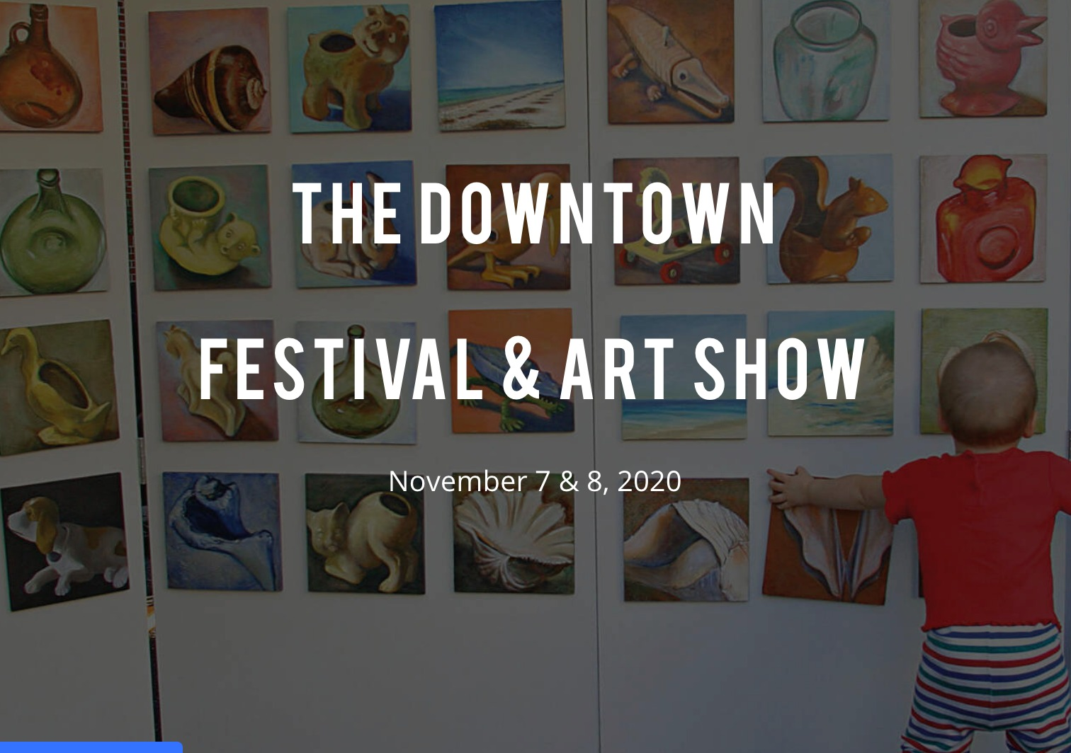 Downtown arts fest