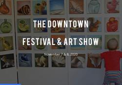 Downtown arts fest