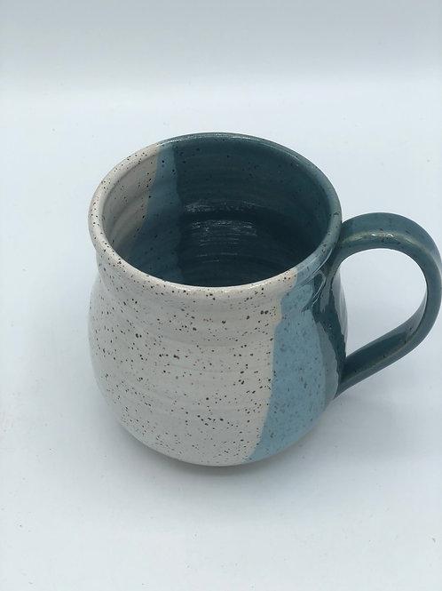 """""""Turquoise Seas Series"""" Mug"""
