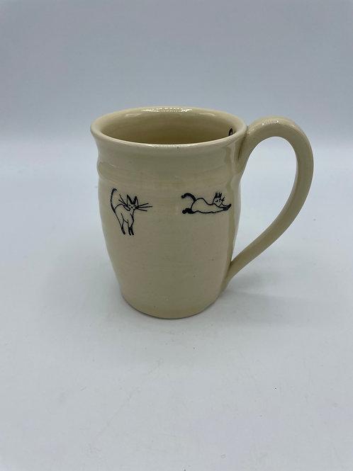 Curious Kitten Mug