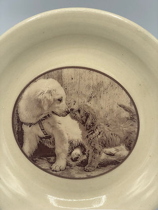 Personalized Pet Pottery
