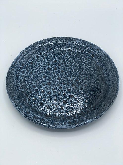 """Cosmos Glaze 9"""" Plate"""