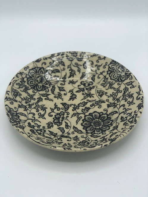"Vintage Lace Series 9 1/2"" Shallow Bowl"