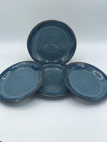 Blue Skies Plates