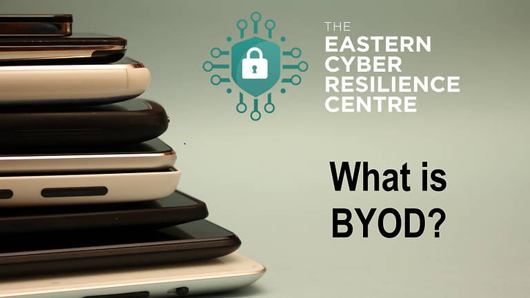 Business risks around the use of personal devices for work - BYOD explained