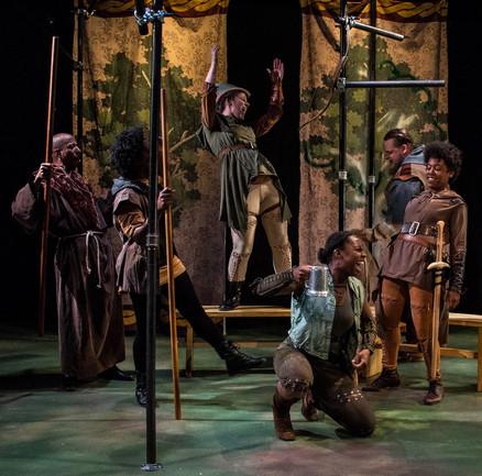 Marian or the True Tale of Robin Hood