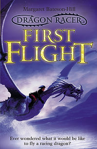 First Flight: Dragon Racer cover