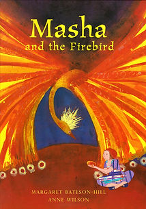 Masha and teh Firebird cover