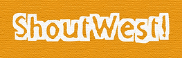 ShoutWest! logo