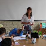 Summer holiday writing workshop